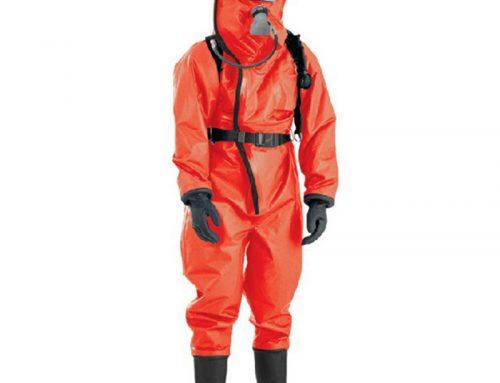 代尔塔401036 ALEX A级外置气密重型防化服