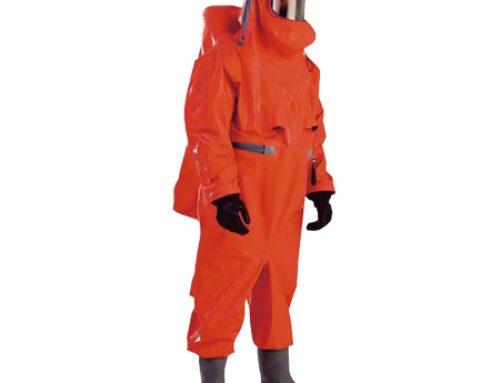 代尔塔401030 ALAIN A级内置气密重型防化服