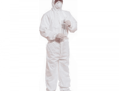代尔塔406011 限次性无纺布连体服