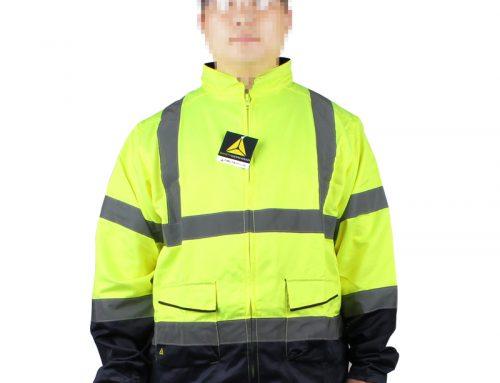 代尔塔 404012 PHVES荧光夹克