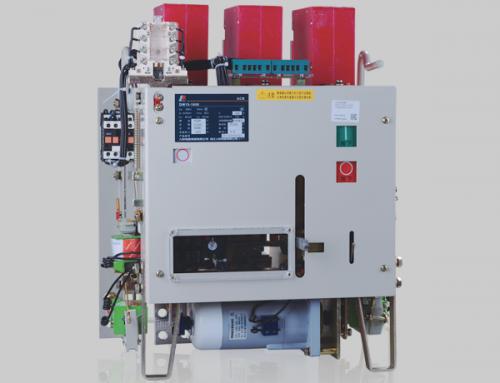 中国人民电器 DW15-1600~6300万能式断路器