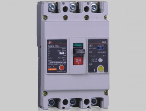 中国人民电器集团 RDM1L系列剩余电流动作断路器