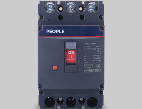 中国人民电器 RDM5系列塑料外壳式断路器