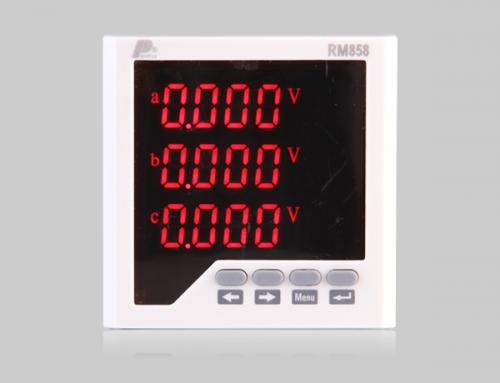 中国人民电器 RM-858E多功能电力仪表