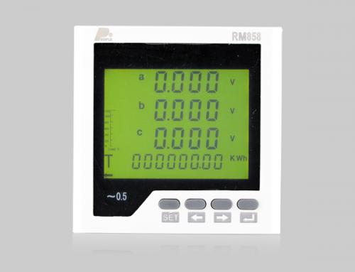 中国人民电器 RM-858E 多功能复费率表