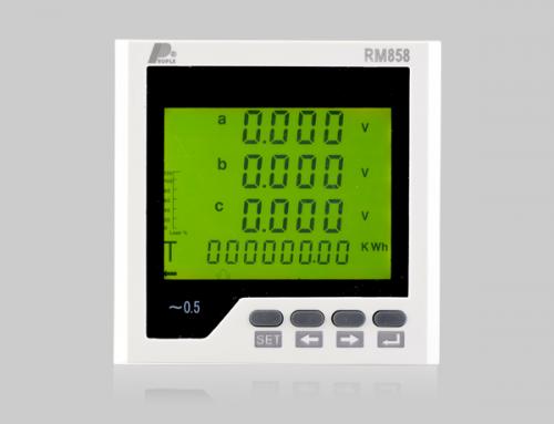 中国人民电器 RM-858E多功能谐波表
