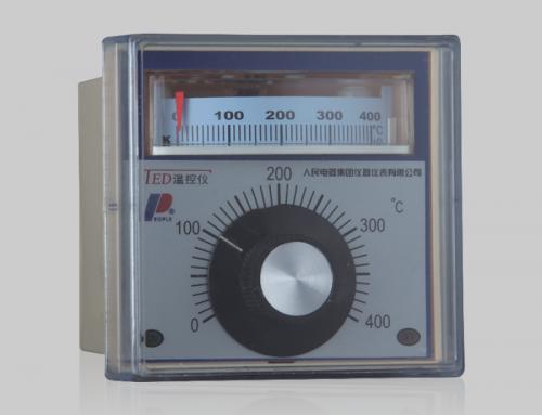 中国人民电器 指针式(电子式) 温度指示调节仪