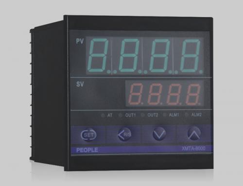 中国人民电器 XMT-8000系列万能输入指示调节仪