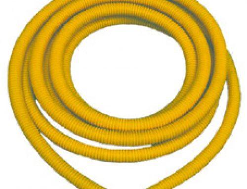 日本渡部工业 390波纹管绝缘保护管 7KV