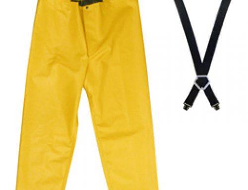 日本渡部工业 582低压绝缘裤 0.3KV 厚度0.6mm