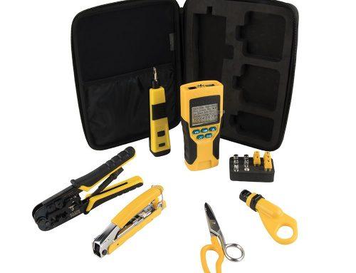 VDV001819六件式电缆安装和测试仪套件